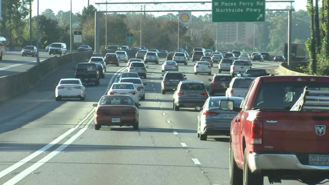 HOV Lane Violation Ticket Defense Attorney Johns Creek GA